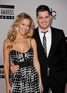 Michael Buble & Luisana Loreley