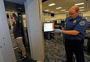 TSA Tests New Body Scanning Technology At Vegas Airport