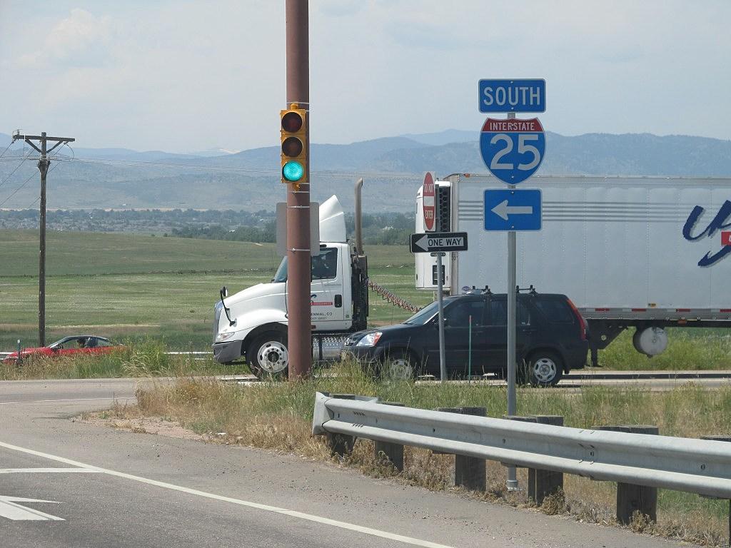 I-25/HYW 392 Windsor Exit