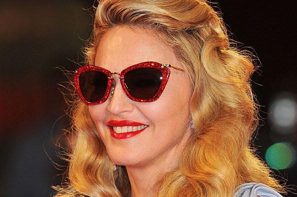 """Madonna attends the """"W.E."""" premiere"""