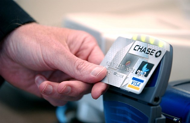 "Chase Introduces Bank Cards With ""Blink"" Technology"