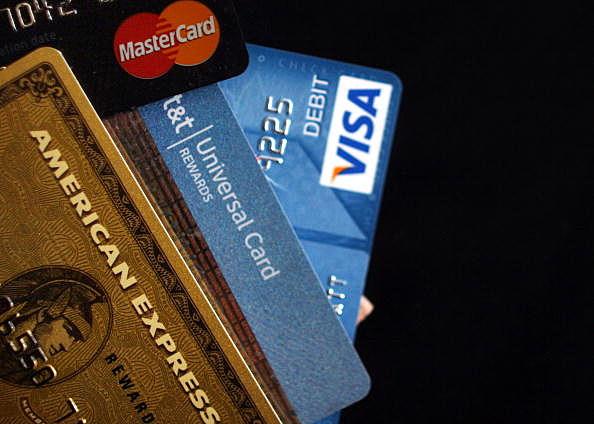 U.S. credit cards