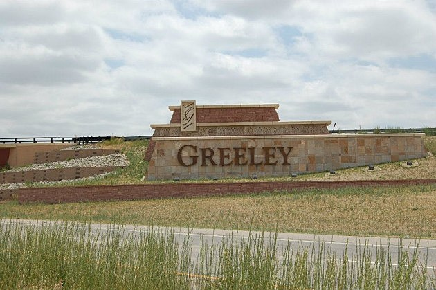 Greeley Sign