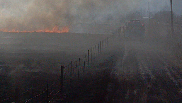 PFA photo from Larimer County Roads 5 and 40 3/14/12
