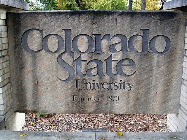CSU sign on campus