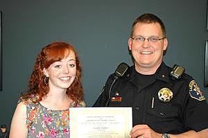 Loveland Scholarship Winner