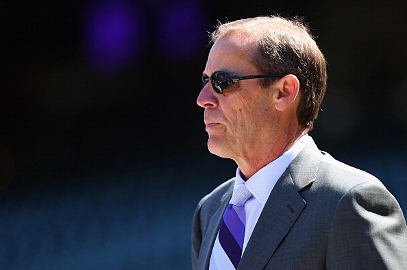 Dick Monfort, Owner/Chairman and CEO of the Colorado Rockies