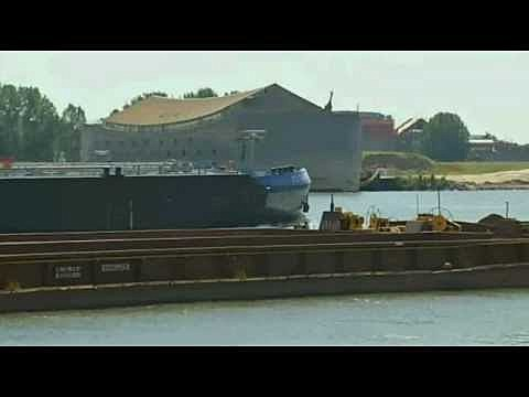 Replica of Noah's Ark now open to the public in the Netherlands!