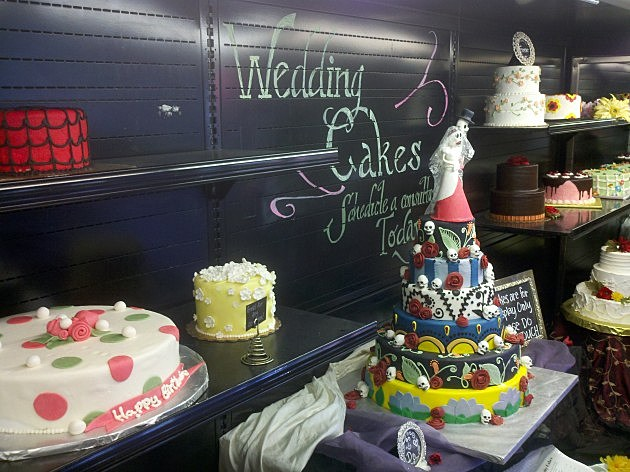 Cake Tasting at Fiona's Deli and Catering in Fort Collins!