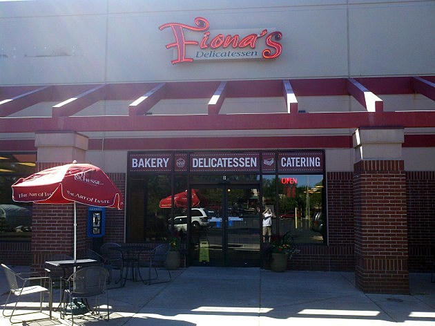 Fiona's Deli and Catering on Harmony Road in Fort Collins