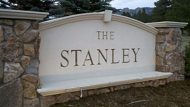 The Stanley sign