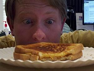 Drew's sandwich
