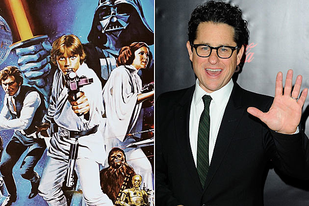 Star Wars and JJ Abrams