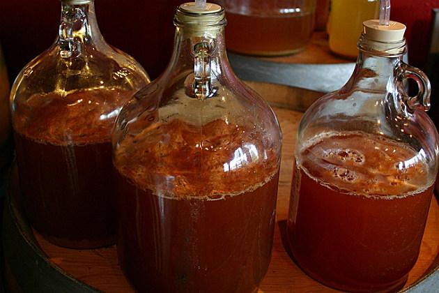 hard cider jugs