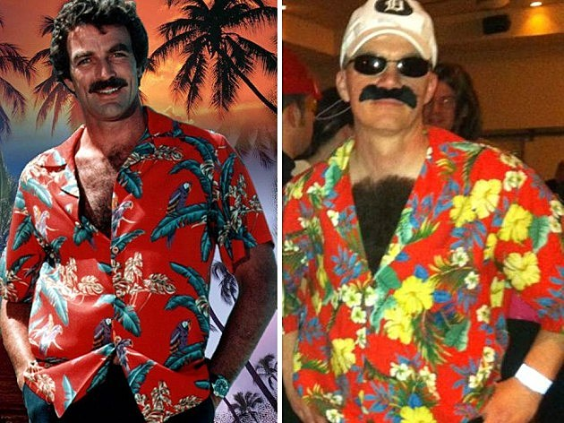 Tom Selleck/Dave Jensen