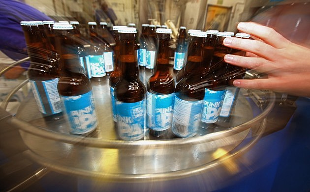 Scottish Brewery Target U.S Market With World's Strongest Beer