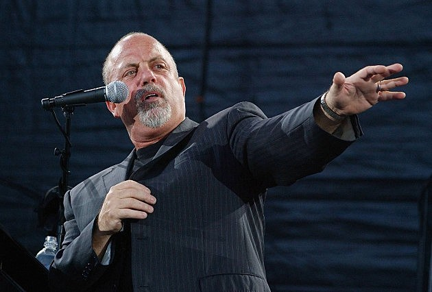Billy Joel And Peter Kay Perform At Croke Park In Dublin