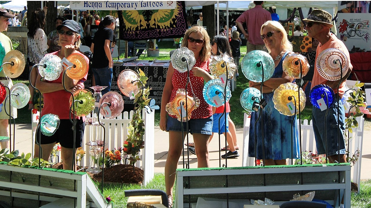 Greeley s arts picnic seeking entries for 2016 show at for The pointe at lincoln park