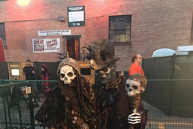 haunted house review 13th floor and the asylum in denver