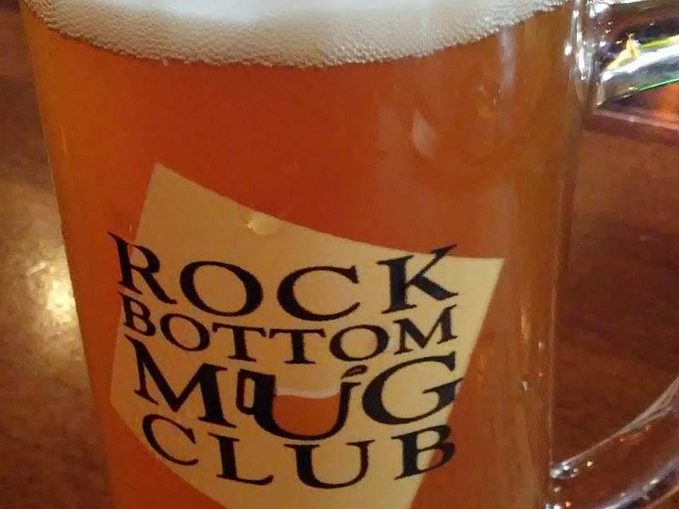 Rock bottom brewery centerra