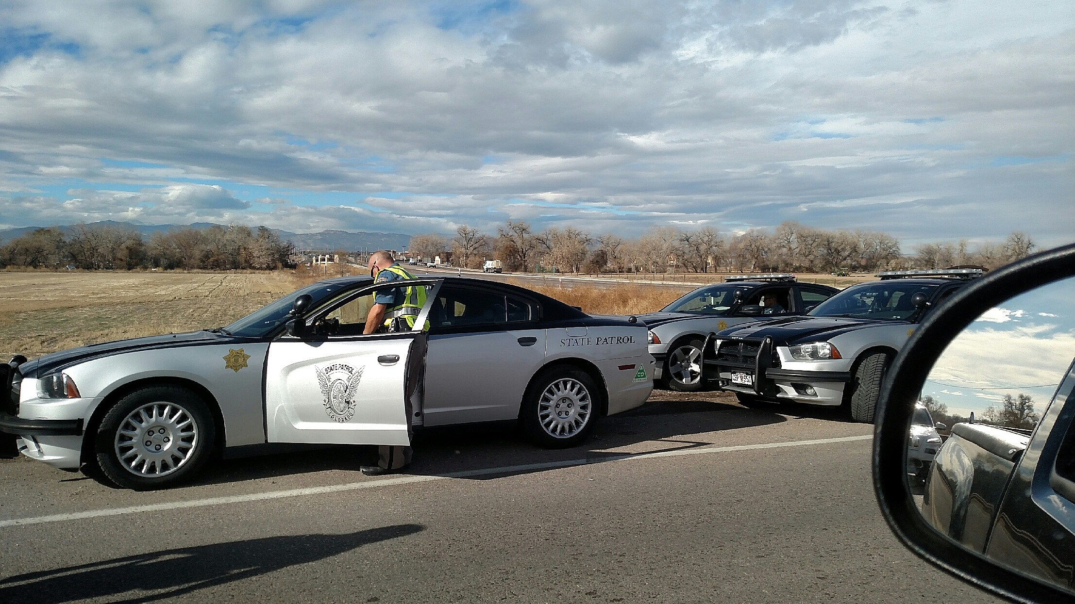Fort Collins Car Accident