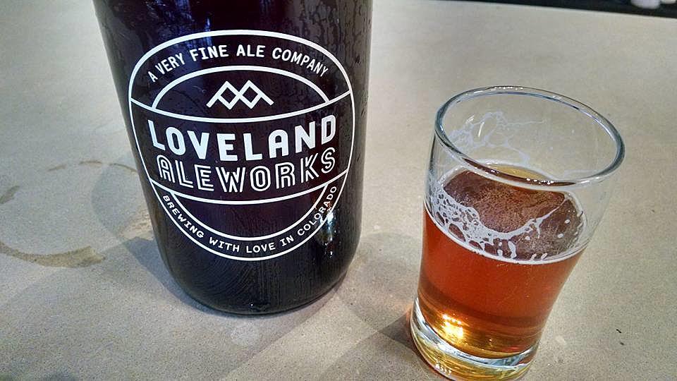 Loveland Aleworks Beer