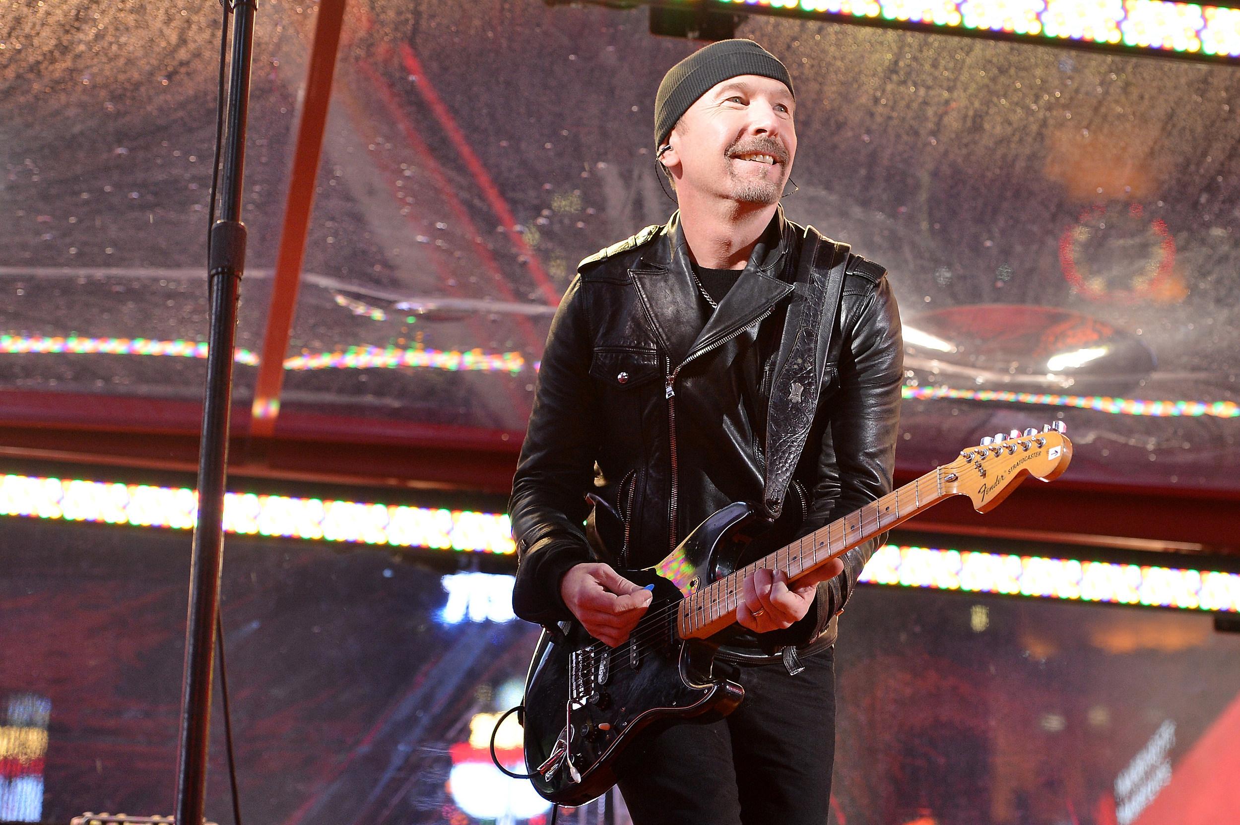 U2/The Edge