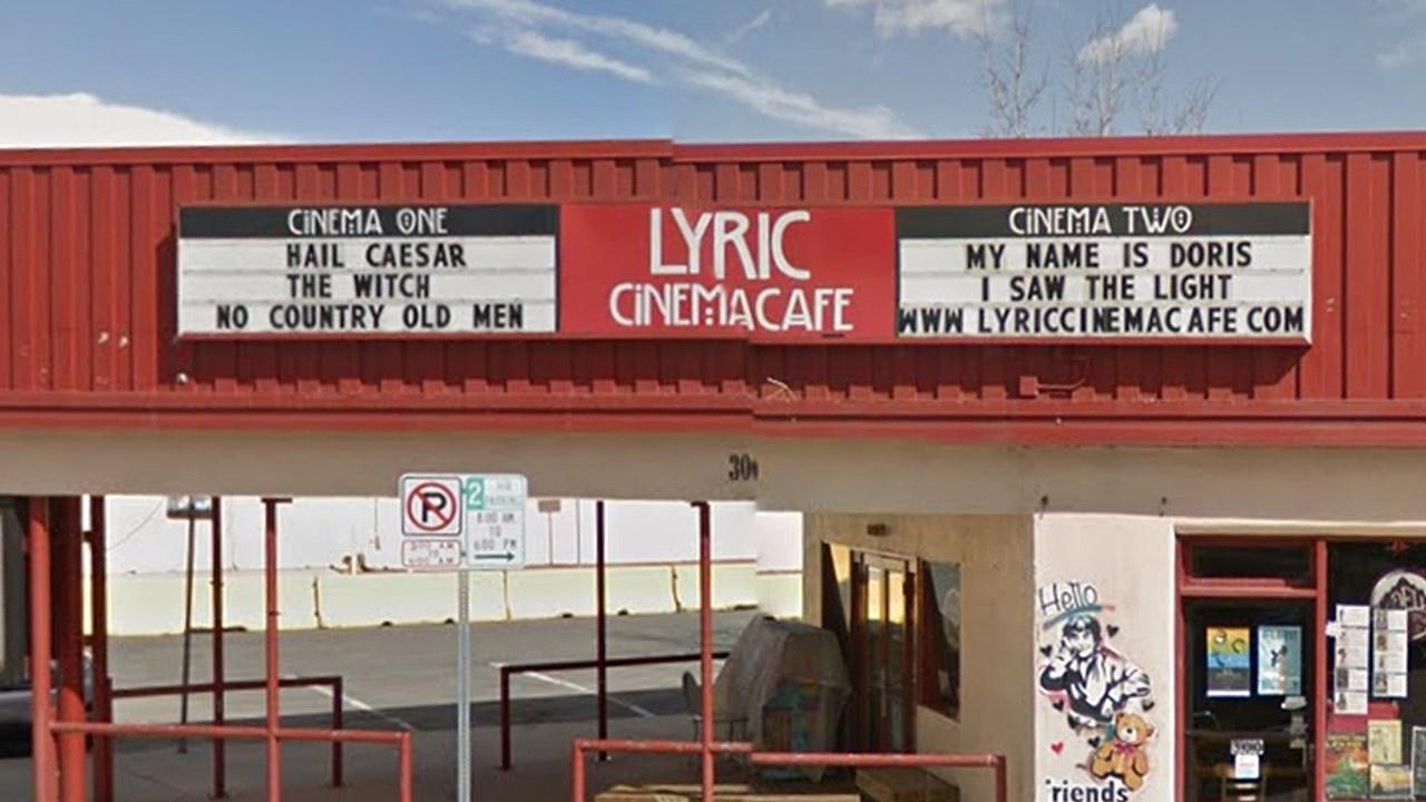 Lyric Cinema Cafe