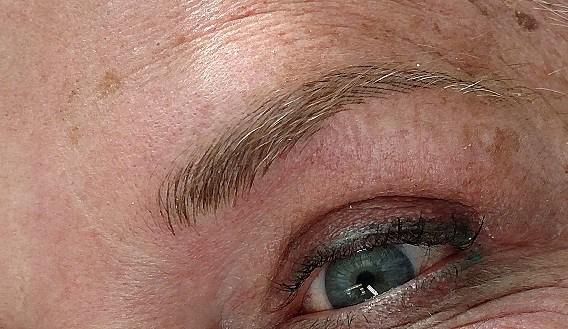Eyebrow Tats