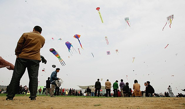 Weifang Kite Festival - China