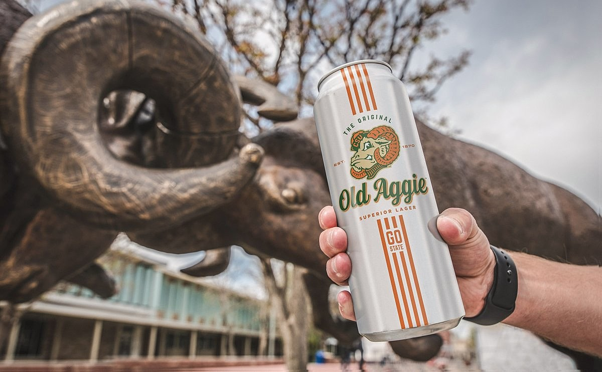 Old Aggie Superior Lager