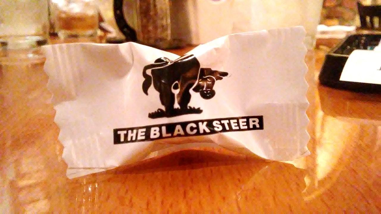 The Black Steer