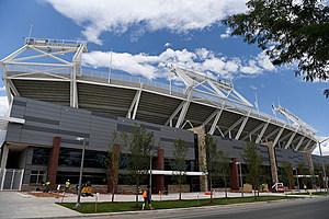 Sonny Lubick Field at Colorado State University Stadium